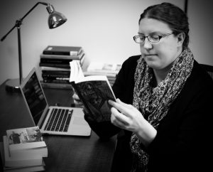 Dr. Katherine Bowers specializes in eighteenth- and nineteenth-century Russian literature and culture. Currently she is working on a book about the influence of gothic fiction on Russian realism.